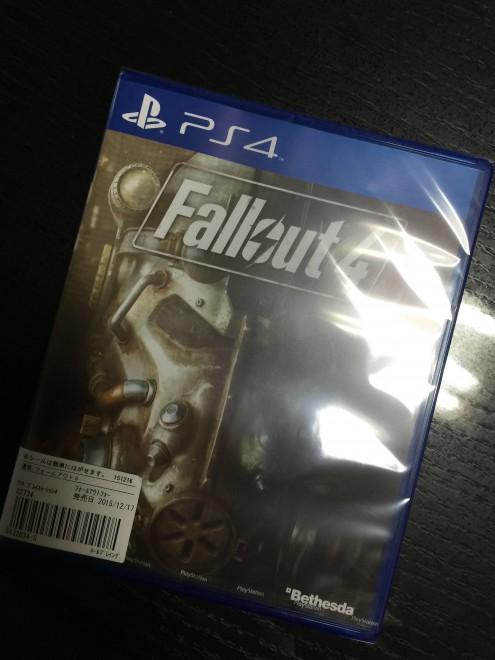 Fallout4ゲットしました