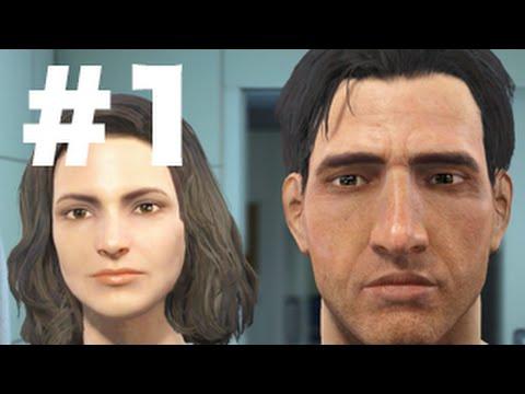Fallout4日本語版 幸せな日常だったのに… #1