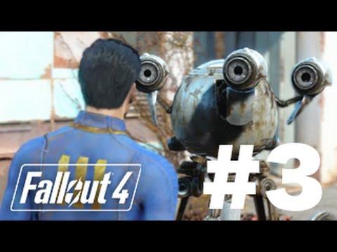 Fallout4(フォールアウト4)目覚めたら200年が経過していた? #3