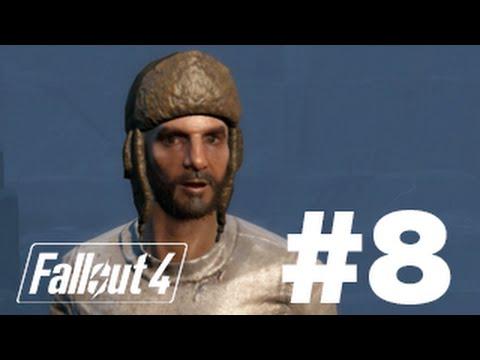 Fallout4(フォールアウト4)Pull the Plug…放射能が怖い #8