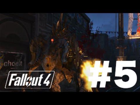 Fallout4(フォールアウト4)デスクローとの戦い!Fallout4攻略wikiつくってみた #5