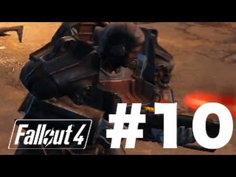 Fallout4(フォールアウト4)ケンブリッジ警察署へ!! #10(Fire Support)