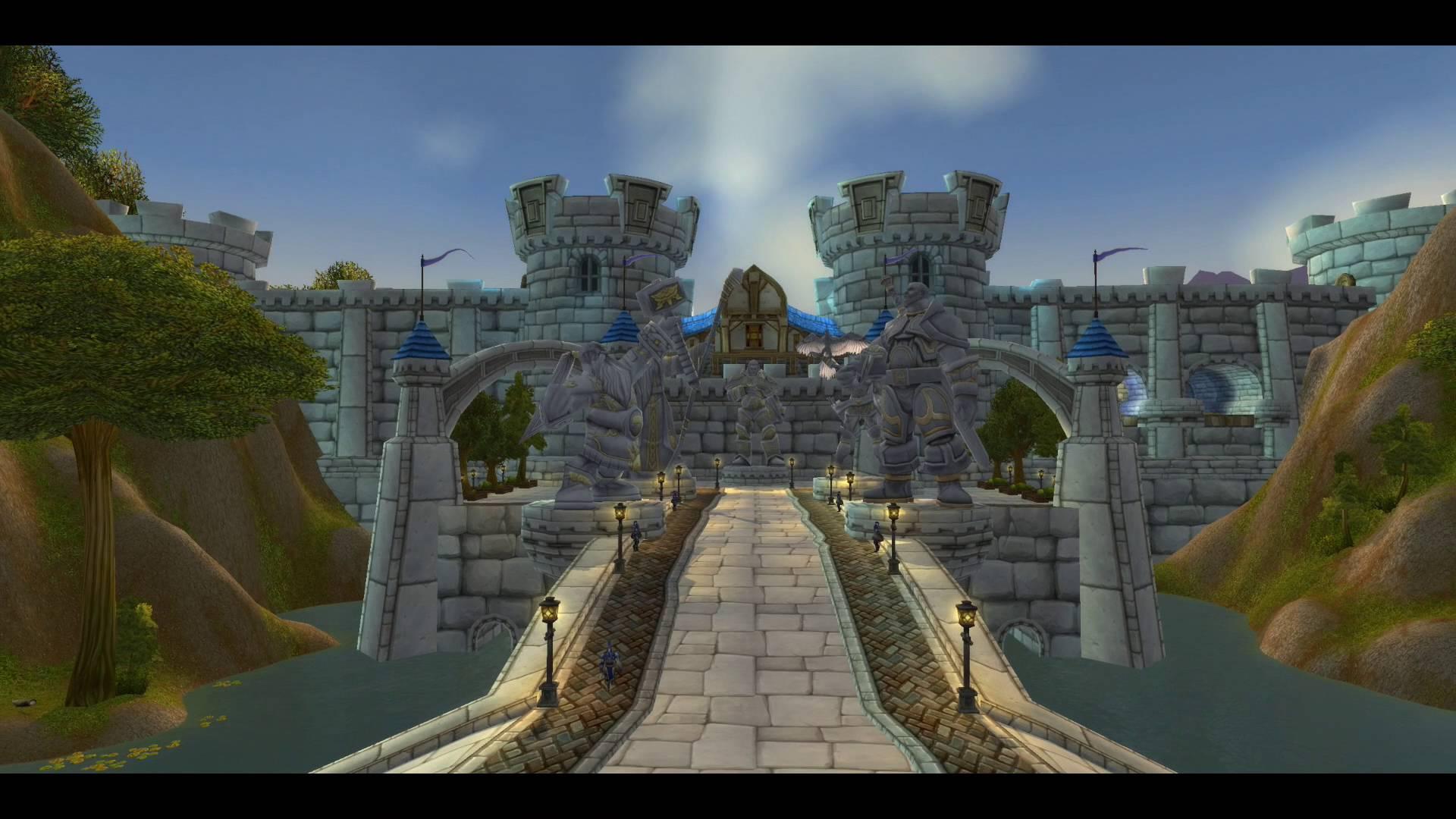World of Warcraft★やってみた #1