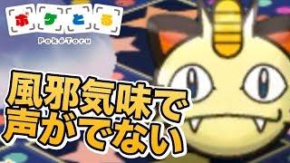 【ポケとる】ニャースのコインゲットステージ初挑戦!?